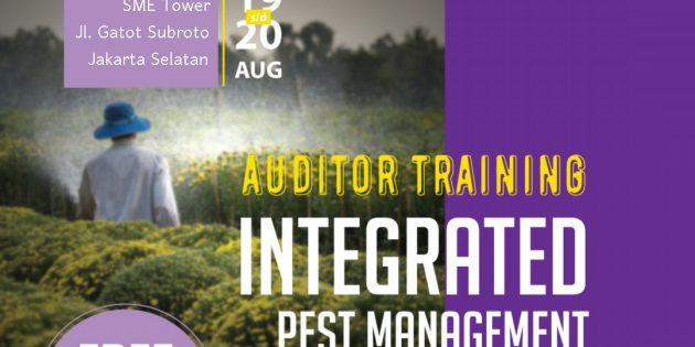 Integrated Pest Management (IPM) – Almost Running